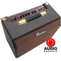 Ross Acoustic 25c Amplificador Acustica Criolla Electro 25w