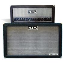 Amplificador Nativo Gts100h, Pre Valvular,100w + Celestion