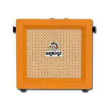 Equipo Mini Amplificador De Guitarra Orange Micro Crush Cr3