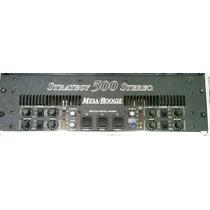 Mesa Boogie Strategy 500 Potencia Valvular 250 Watts + 250 W