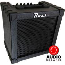 Ross G15dsp Ampli Guitarra Teclados Bajo + Efectos Integrado