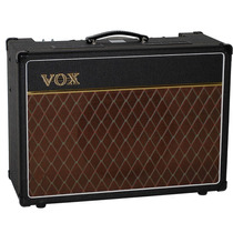 Combo Valvular Para Guitarra Vox Ac15-c2,15w, 2x12 Celestion