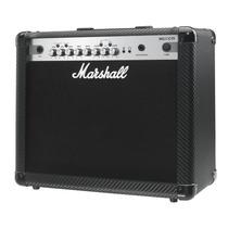 Amplificador De Guitarra Marshall Mg30cfx 30watt 4ch Fx