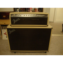 Fender Super Sonic 60 Watts-caja Fender 2x12
