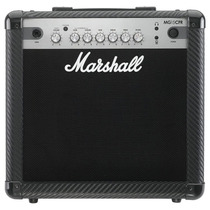 Amplificador De Guitarra Marshall Mg15cfr 15watt 2ch Reverb