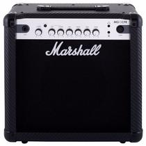 Marshall Mg-15cfr Amplificador Guitarra 15w Audiomasmusica