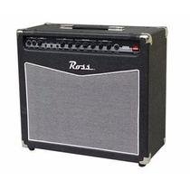 Ross Amp. Para Guitarra Gc65r 65w 1x12 Con Reverb Daiam