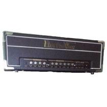 Gtt-100r Cabezal Para Guitarra Electrovox Con Reverb