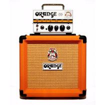 Amplificador Orange Micro Terror 20w + Caja Ppc108