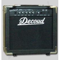 Equipo Amplificador De Guitarra Decoud Rs-26 20w