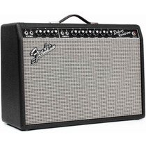 Amplificador Combo Fender 65 Deluxe P/ Guitarra 22w Valvular