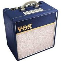 Amplificador Valvular Vox Ac4 C1 Crlrdtion 10 4watts Blue