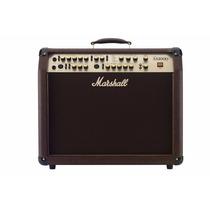Amplificador Para Guitarra Acústica Marshall As100d Soloist