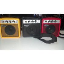 Mini Amplificador Portatil Matrix 5 Watts - El Mas Barato