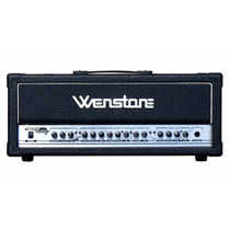 Cabezal De Guitarra Wenstone Ge1600h 160w Tubetronic 3 Ch