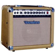 Amplificador De Guitarra Wenstone Ge-30e 30w Vintage