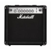 Marshall Mg15cfr Amplificador Guitarra 15w + Reverb