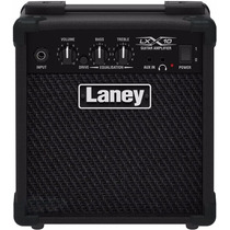 Amplificador Laney Lx10 De Guitarra Electrica 10w