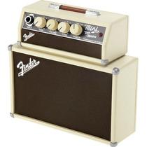 Amplificador Fender Mini Tone Master Para Guitarra Portatil