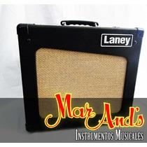 Laney Cub12 R - Amplificador Valvular P/ Guitarra C/ Reverb
