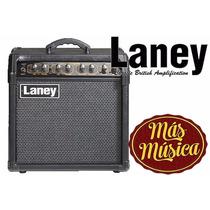 Laney Lr20 Amplificador De Guitarra Con Efectos 20 Watts
