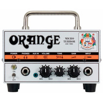 Cabezal De Guitarra Micro Terror Orange