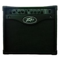 Amplificador Para Guitarra Peavey Rage 158 20 Watts Rms