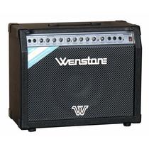 Amplificador De Guitarra Wenstone Ge700 70w Rms Bsasproaudio