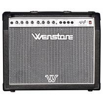 Amplificador De Guitarra Wenstone Ge600 60w Rms Bsasproaudio