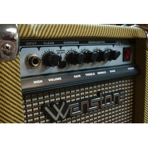 Vendo Amplificador Wenstone 10 Watts. Usado.-