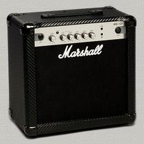 Amplificador Marshall 15w Para Guitarra Mg15 Cf Simisol