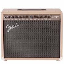 Amplificador Fender P Guitarra Acústica Acoustasonic 90 W
