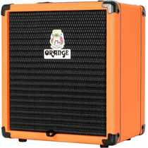 Amplificador De Bajo Orange Crush 25 Bx