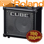 Roland Cube-10gx Amplificador Para Guitarra Compacto De 10w