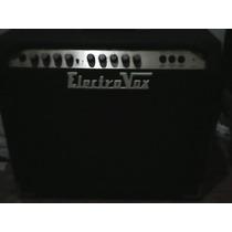 Equipo De Guitarra Electro Vox. Valvetech 60watts, Nativo.