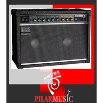 Amplificador Para Guitarra Roland Jc40 - Pilar Music Champag
