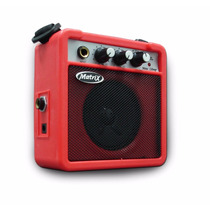 Mini Amplificador+correa Copia Del Marshallito 5 W