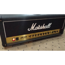Cebezal Marshall Jcm 2000 Dsl 100w Valvular Made In England