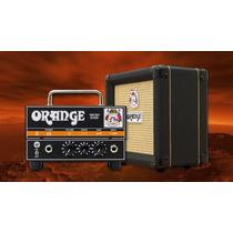 Cabezal Caja Orange Micro Dark Terror Pre Valvular 20w Stock