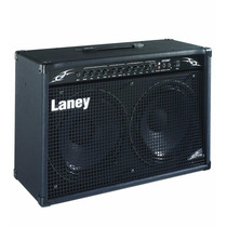 Amplificador Laney Lx120rt Combo Lx-series 120w 2x12 Reverb