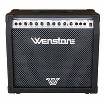 Amplificador De Guitarra Wenstone Ge500 50w Rms Bsasproaudio