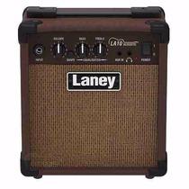 Amplificador De Guitarra Acustica/criolla C/shape Laney 10w