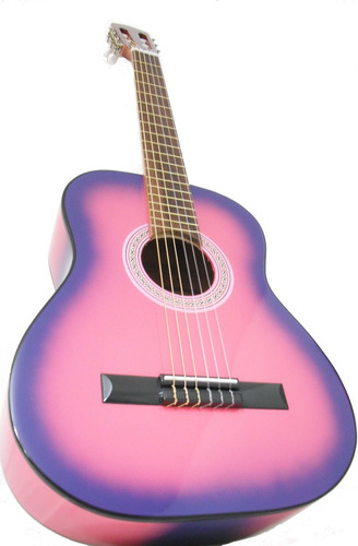 Guitarra Criolla Ideal Para Adolescentes Y Niñas