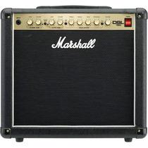 Marshall Dsl15 Amplificador Totalmente Valvular 15 Watts