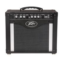 Amplificador De Guitarra Electrica Peavey Rage258 25w Rms