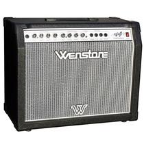 Equipo Amplificador De Guitarra Wenstone Ge-600 60w Rms
