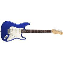 Fender Guitarra Stratocaster American Standard 2012 Mystic B