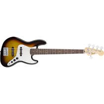 Fender Bajo Jazz Bass Standard México V,5 Cuerdas Brown Sunb