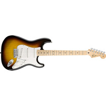 Fender Guitarra Strat Standard México Sss,mn,brown Sunburst