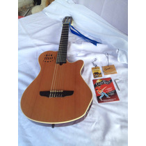 Guitarra Godin Grand Concert S.a Multiac Midi Permuto
